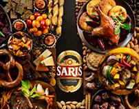 SARIS DARK BEER