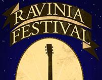 Ravinia Poster