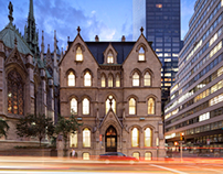 St. Patrick's Cathedral Rectory