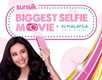 Sunsilk Biggest Selfie Movie in Malaysia