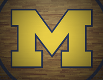Michigan Basketball App