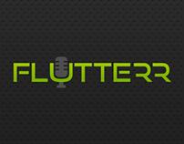 Flutterr - iPhone app