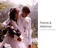 Wedding Anniversary Book