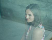 Fashion shoot: Ruby. Model: Kelsey Thompson