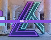 2011 Reel
