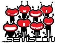 Semiscon A cappella/神秘失控人聲樂團視覺設計