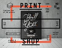 Noeeko Print Shop