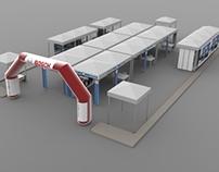 Bosch 3d Walkthrough Layout