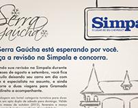 Promoção Serra Gaúcha Simpala