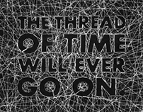 The thread of time