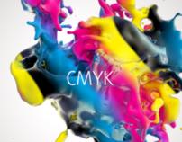 CMYK 5 seconds project