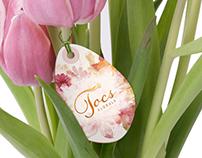 Tocs Florals Identity