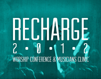 Recharge  2012 Conference Identity