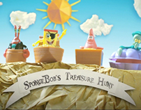 KidzuBento Spongebob