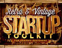 Retro & Vintage Startup Toolkit
