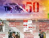The Next 50