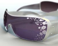 PRADA Digital Scapes - Interactive Eyewear