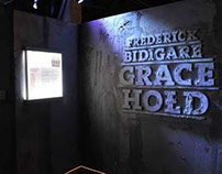 Fred Bidigare's exhibition in Warsaw Rising Museum