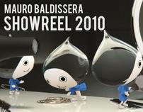 Showreel 2010 - Mauro Baldissera