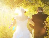 Tamara and Ray Wedding Photos