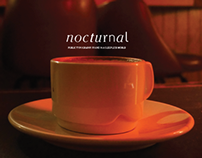 NOCTURNAL // public type found in a sleepless world