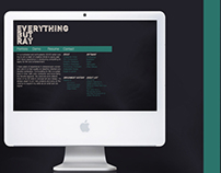 Everything But Ray Web Design