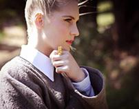 Fashion shoot: Ruby. Model: Zoey Radford Scott