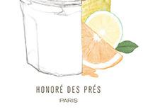 Honoré des Prés Parfum from FRANCE