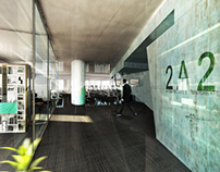 BIAD 2A2 Renovation Office