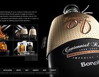Bonollo web site design