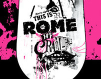 Snowboard Design I // Illustrations for ROME Sbds