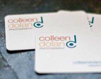 Colleen Dolan Photography Logo Design
