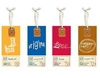GapKids Denim Packaging