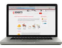 Exem website
