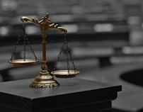 Prade Lawyer Company - ajax web site design