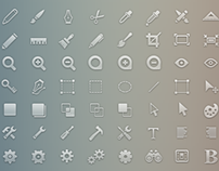 Simplicons - 590+ handcrafted vector icons / glyphs
