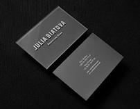 JULIA BIATOVA cards