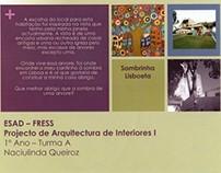 First Year Project - Casa Abrigo