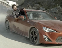 "Toyota GT 86 ""Test Wife"""