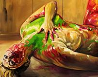 blood & colors