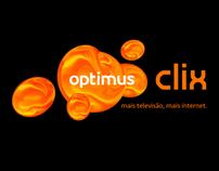 Optimus Clix - O Clix agora é Optimus