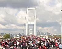 34. Vodafone Eurasia Marathon [event video]