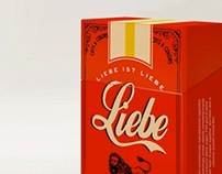 """LIEBE Cigarettes for """"Love is Love"""""""