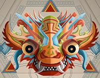 Masks and gods