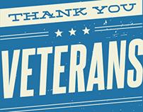 Thank You, Veterans | 2012