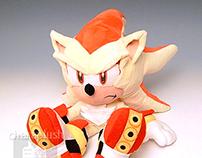 Video Game Plush Toys Design