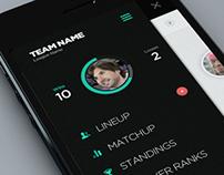 Fantasy Leagues App