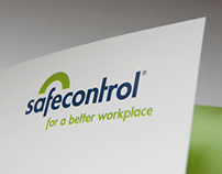 Corporate & Brand Identity - Safecontrol, Poland