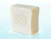 CRETAN WHITE SOAP