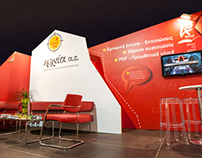 Lyhnia SA, exhibition stand in Packaging Expo 2012